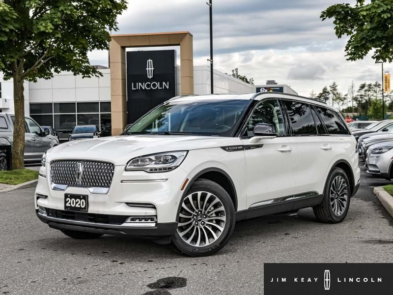 2020 Lincoln Aviator Image