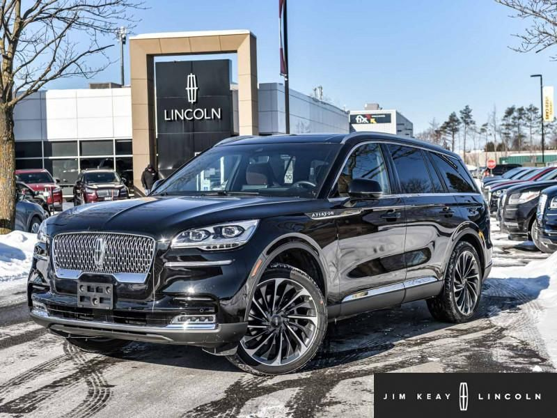 2021 Lincoln Aviator Image