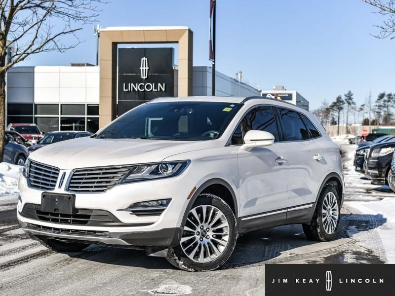 2018 Lincoln MKC Image