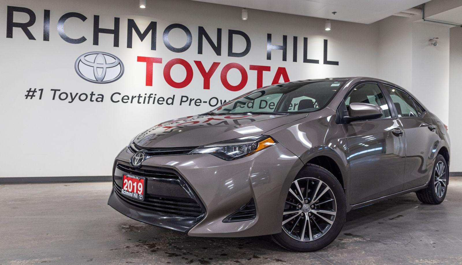 2019 Toyota Corolla Image