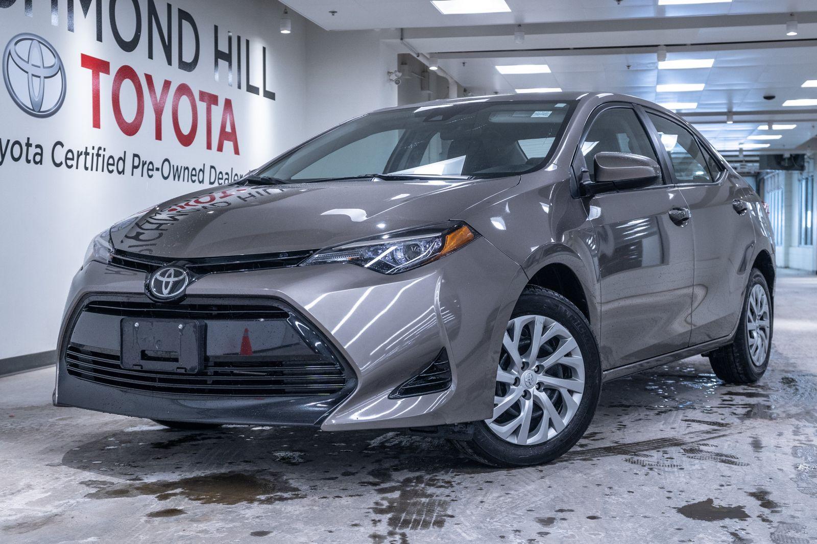 2018 Toyota Corolla Image