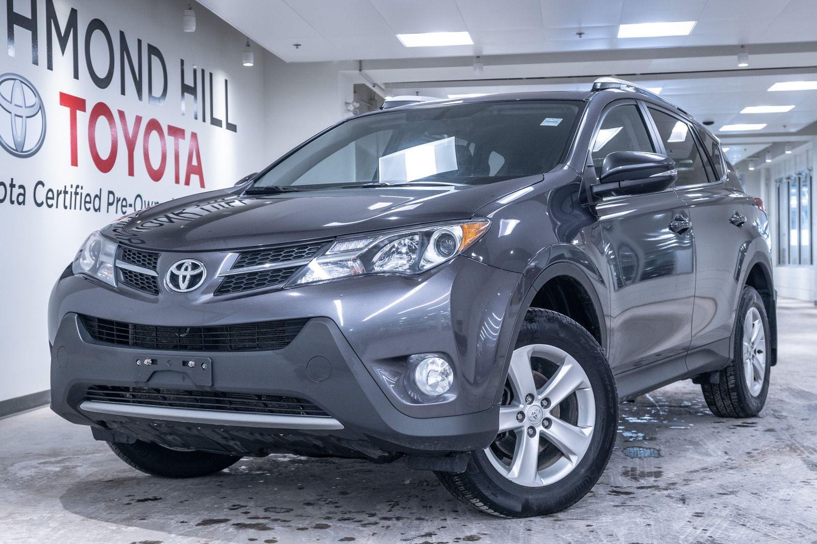 2013 Toyota RAV4 Image
