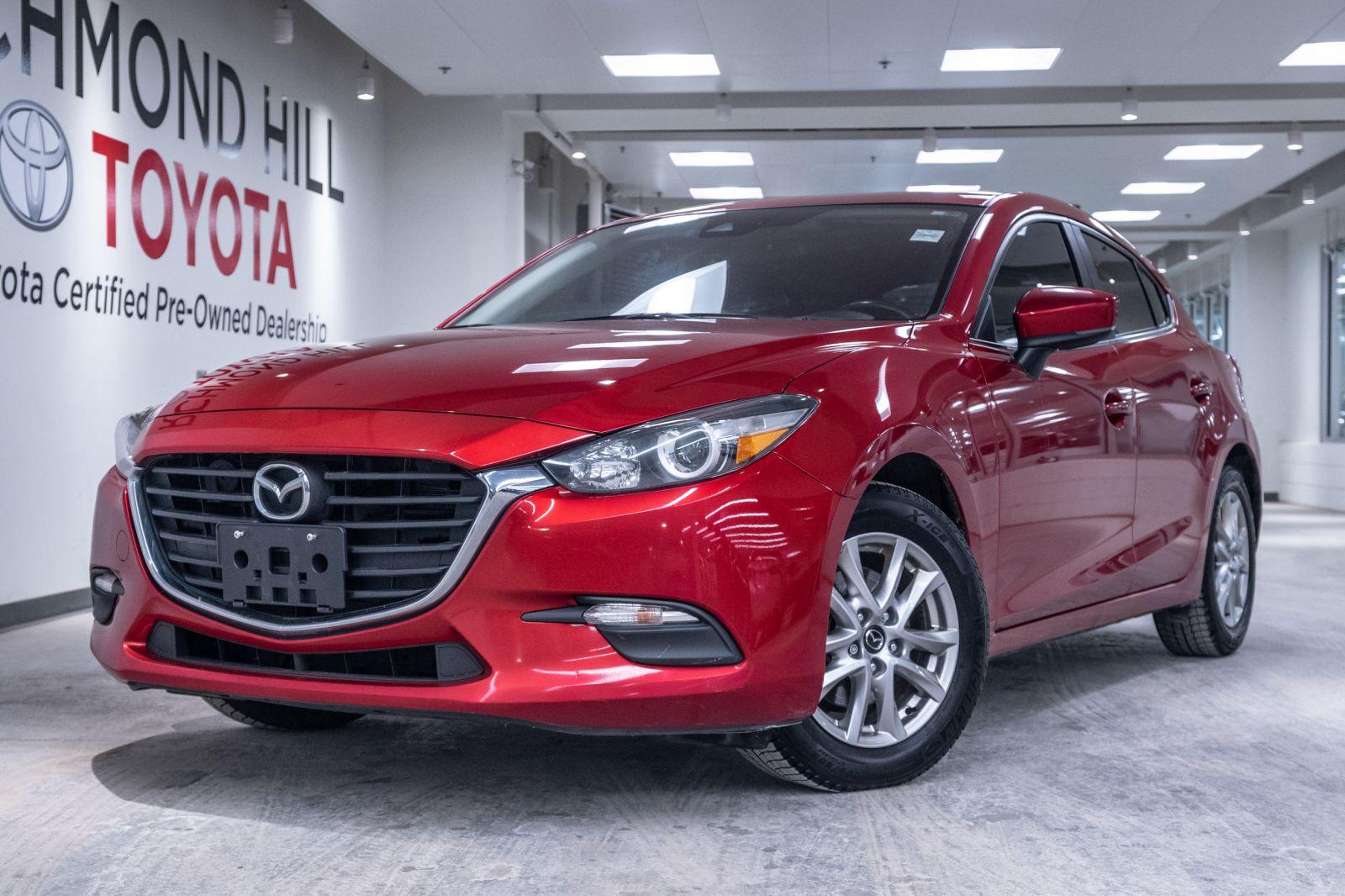 2018 Mazda Mazda3 Sport Image