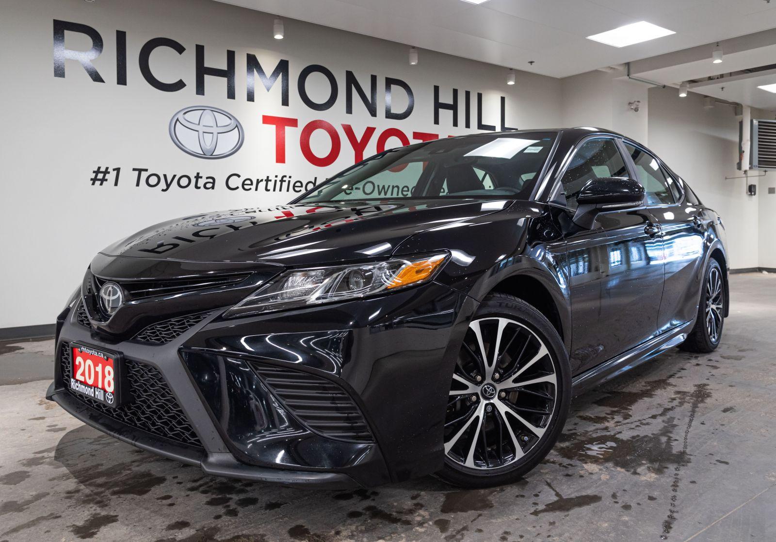 2018 Toyota Camry Image