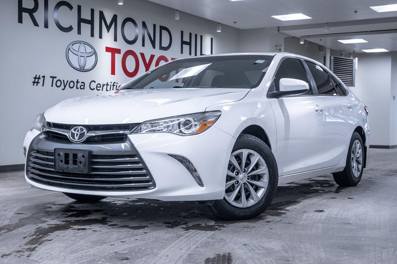 2016 Toyota Camry Image