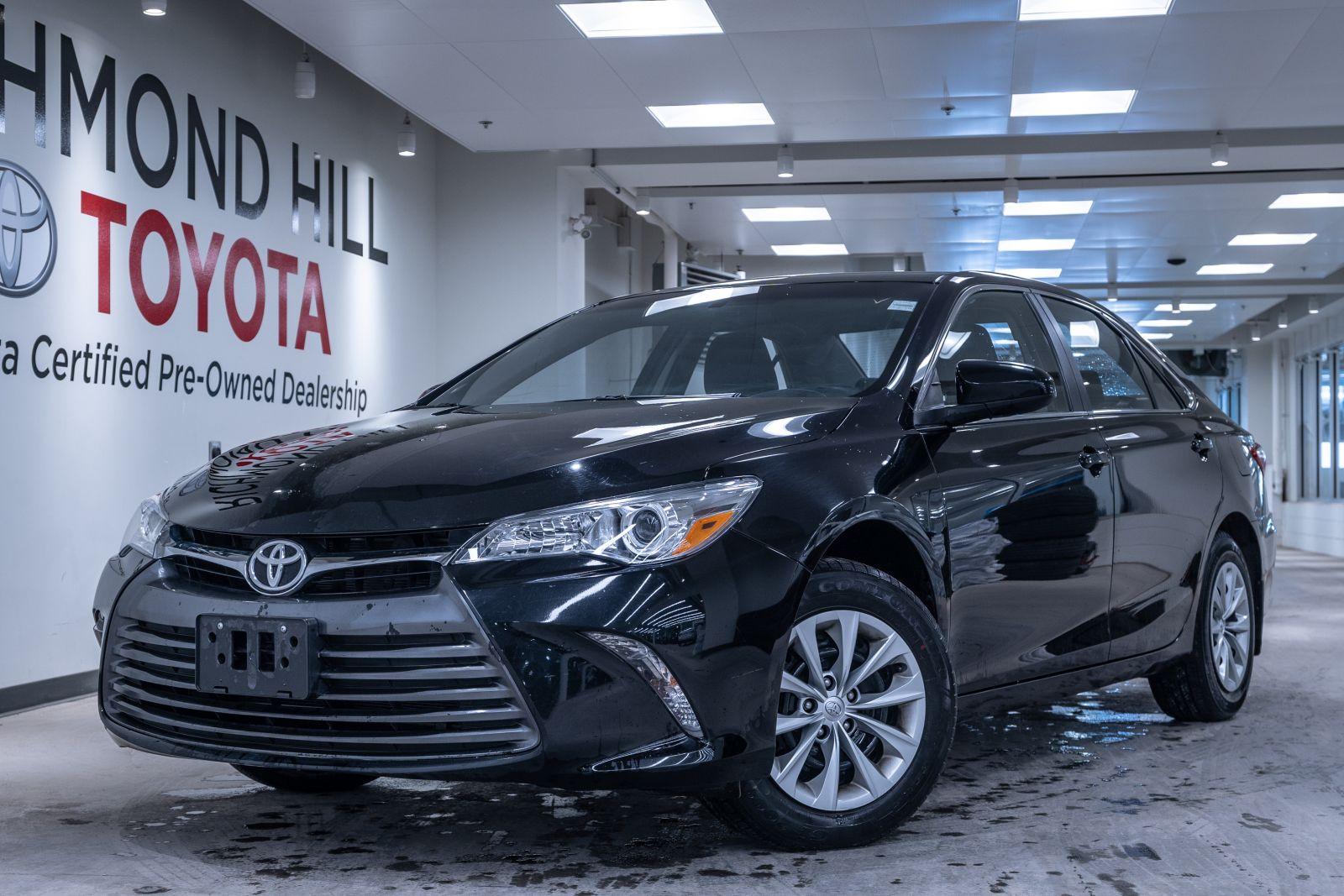 2017 Toyota Camry Image