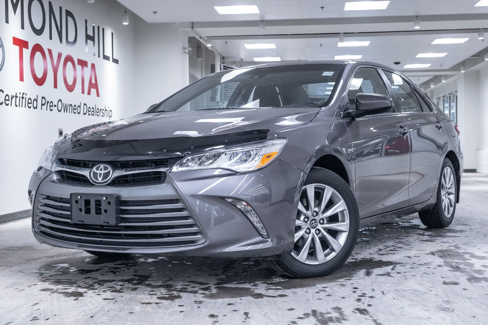 2017 Toyota Camry Image