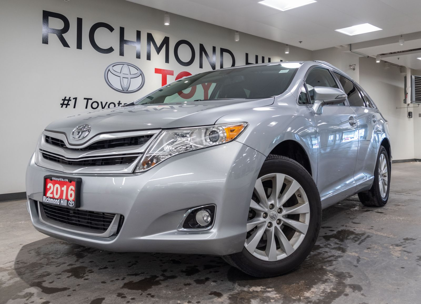 2016 Toyota Venza Image