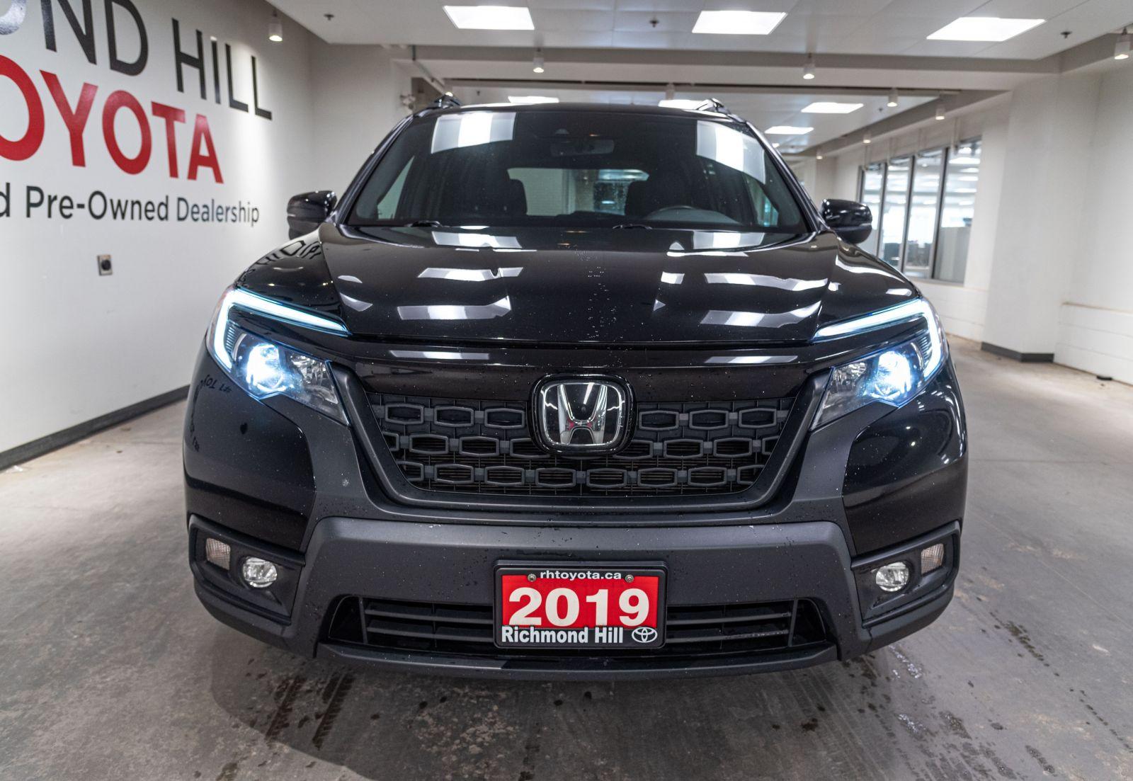 2019 Honda Passport