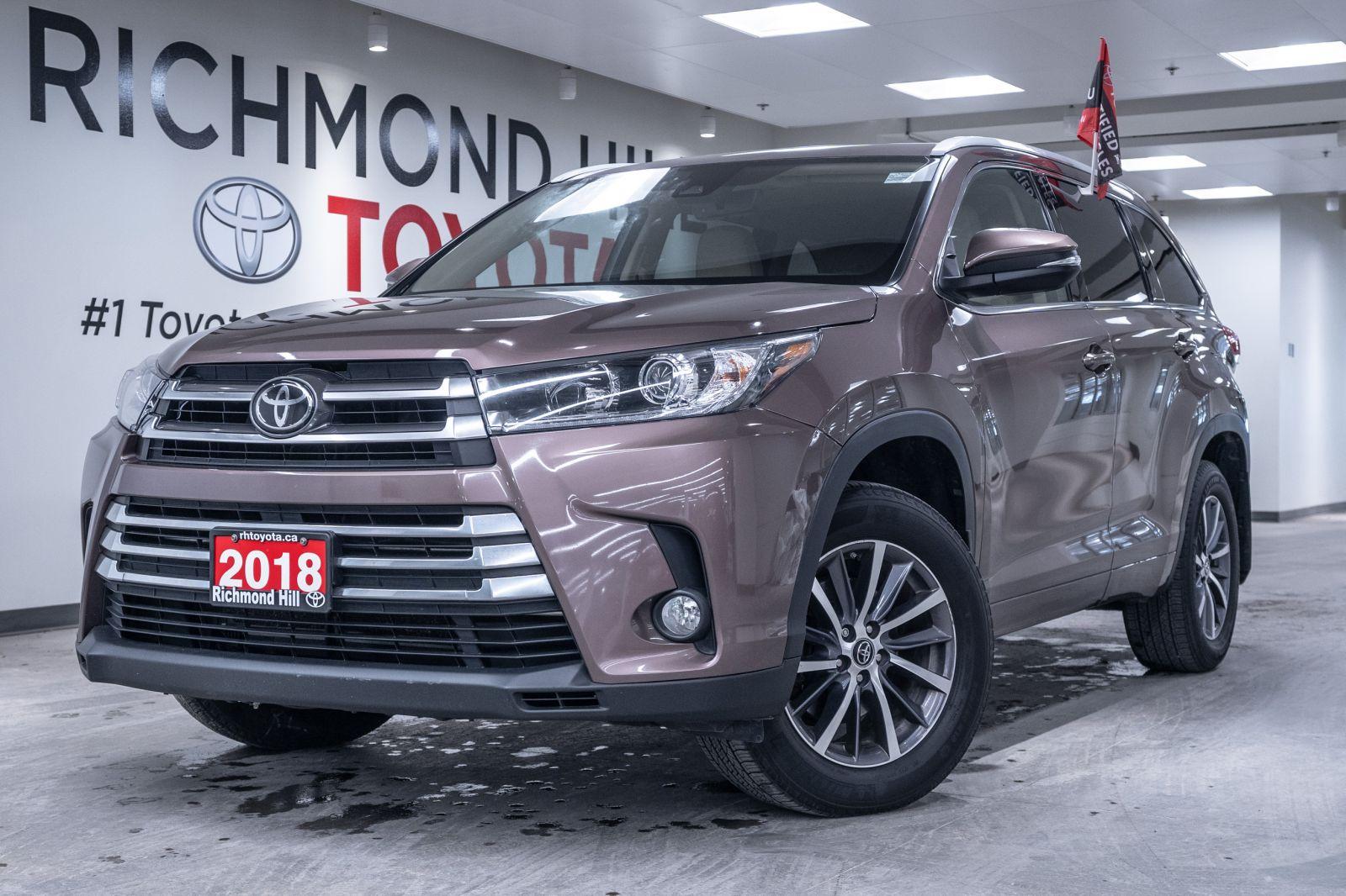 2017 Toyota Highlander Image