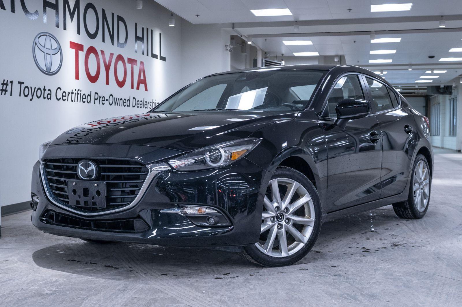 2017 Mazda Mazda3 Image