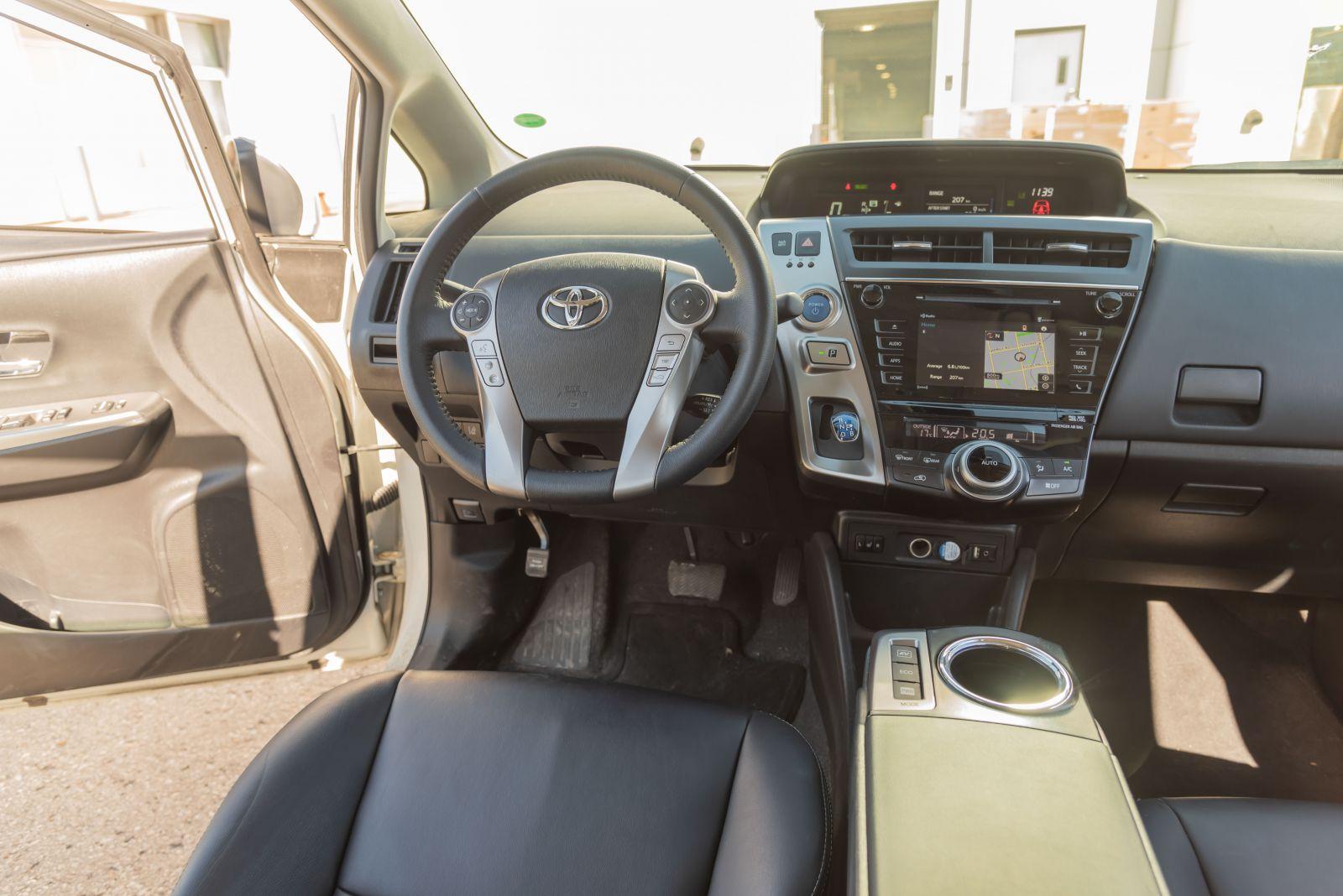 2018 Toyota Prius V
