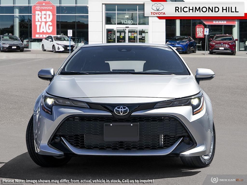 2021 Toyota Corolla Hatchback