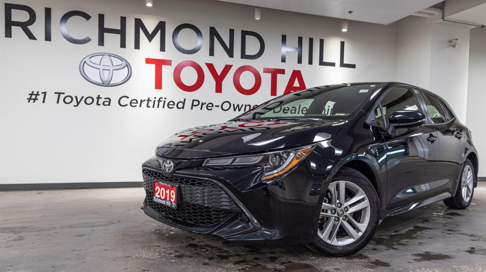 2019 Toyota Corolla Hatchback Image
