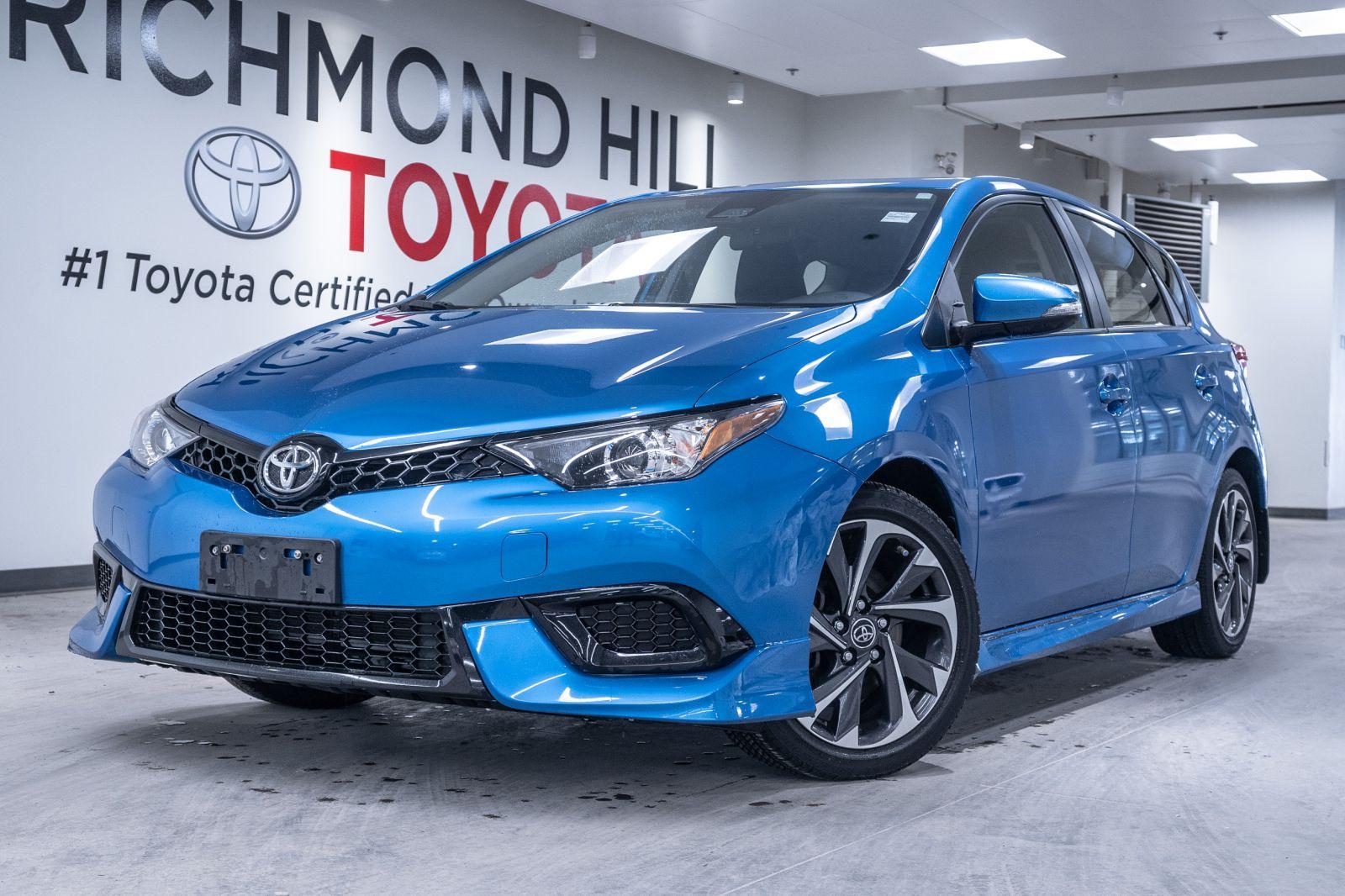 2018 Toyota Corolla iM Image