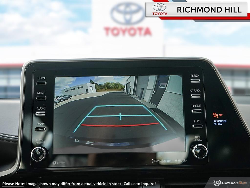 2021 Toyota C-HR