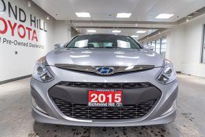 2015 Hyundai Sonata Hybrid