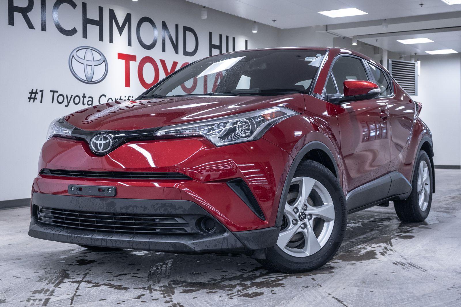 2019 Toyota C-HR Image