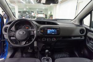 2018 Toyota Yaris Hatchback