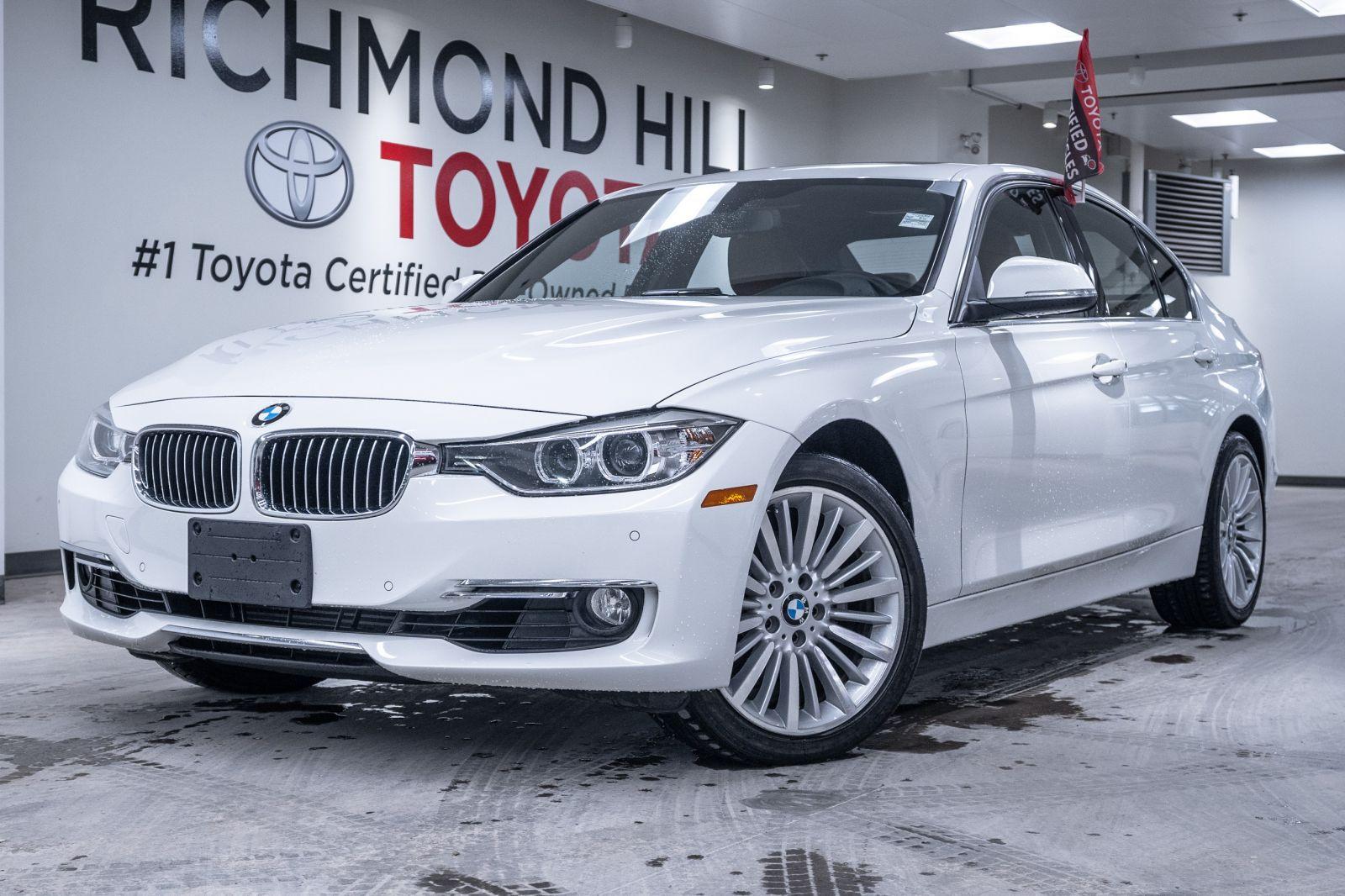 2015 BMW 3 Series Image
