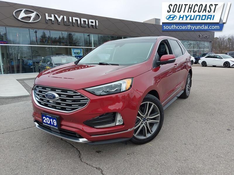 2019 Ford Edge Image