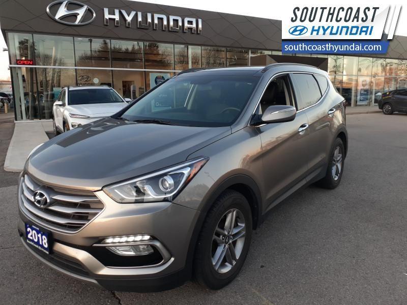 2018 Hyundai Santa Fe Sport Image
