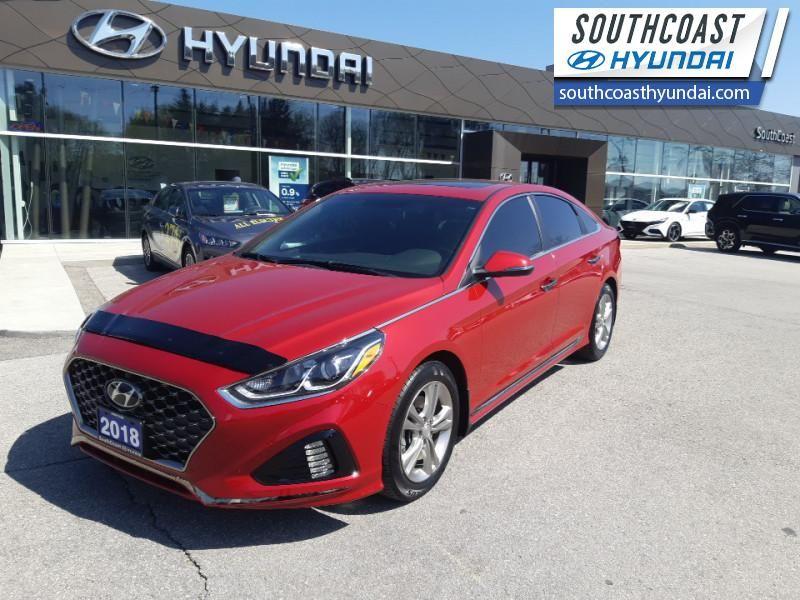 2018 Hyundai Sonata Image