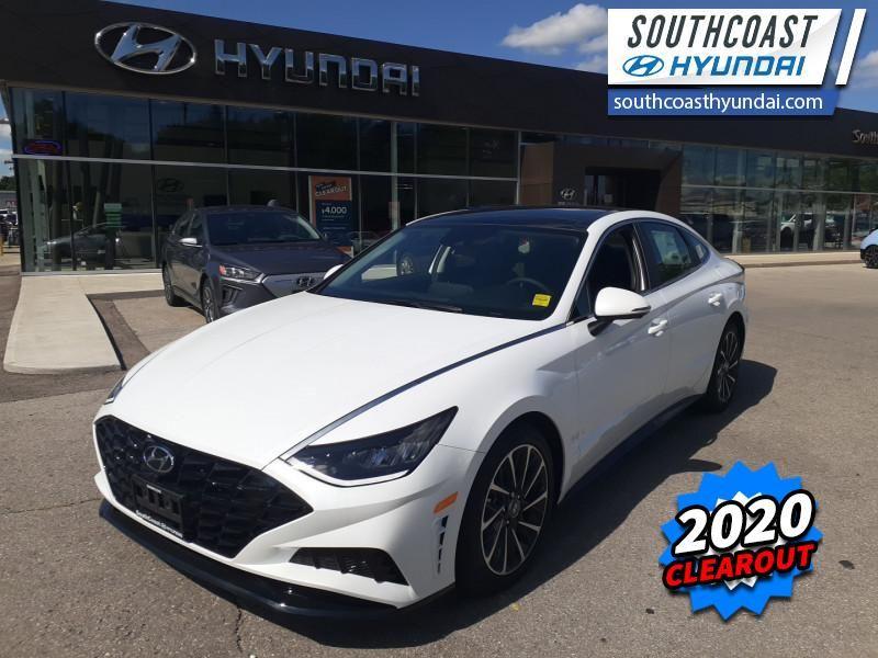 2020 Hyundai Sonata Image