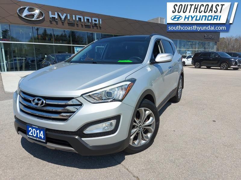 2014 Hyundai Santa Fe Sport Image