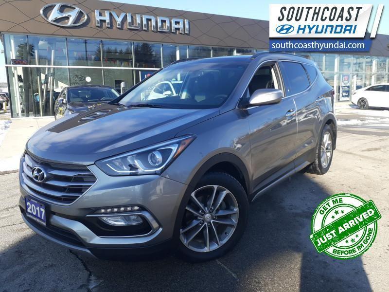 2017 Hyundai Santa Fe Sport Image