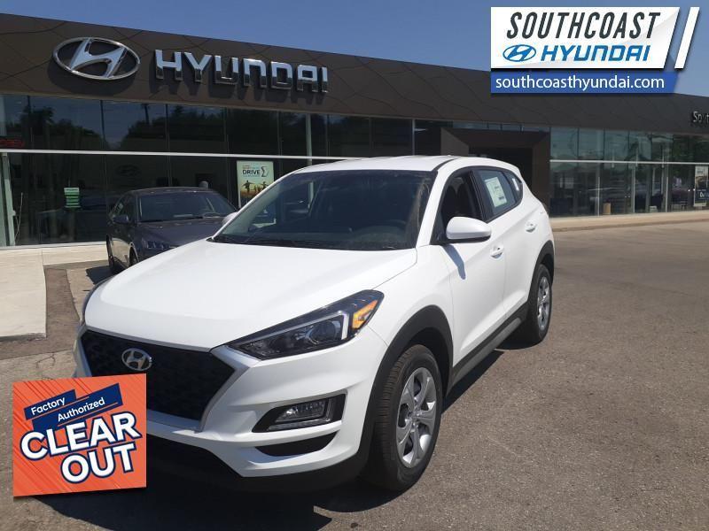 2020 Hyundai Tucson Image