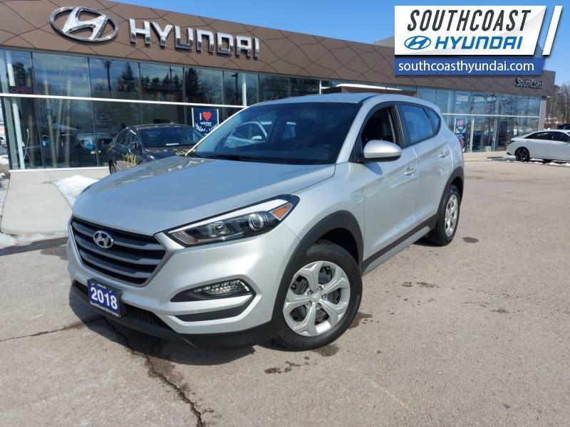 2018 Hyundai Tucson Image