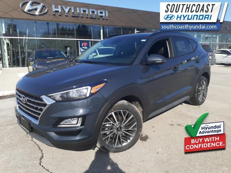 2021 Hyundai Tucson Image