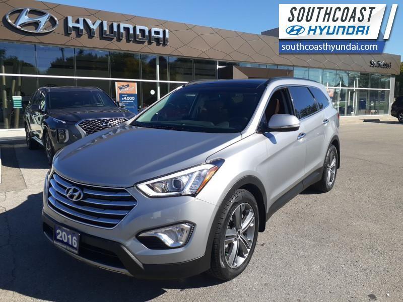 2016 Hyundai Santa Fe XL Image