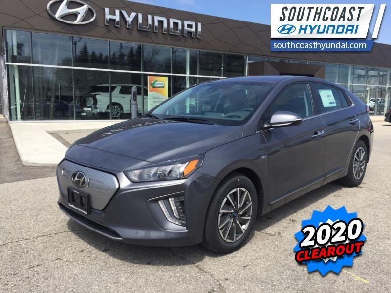 2020 Hyundai IONIQ Electric Image