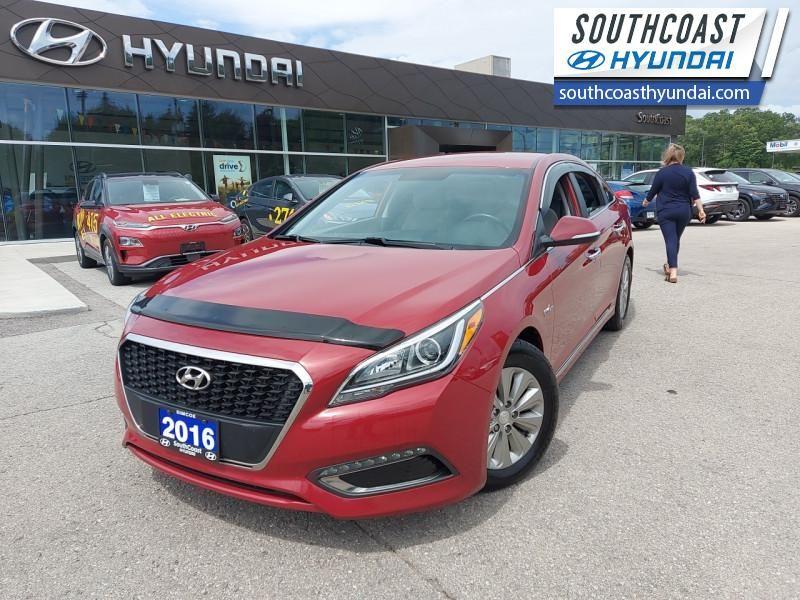 2016 Hyundai Sonata Hybrid Image