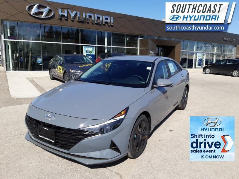 2021 Hyundai Elantra Hybrid Image