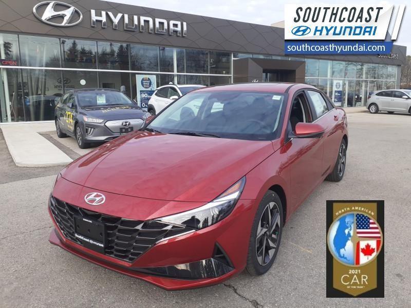 2021 Hyundai Elantra Image