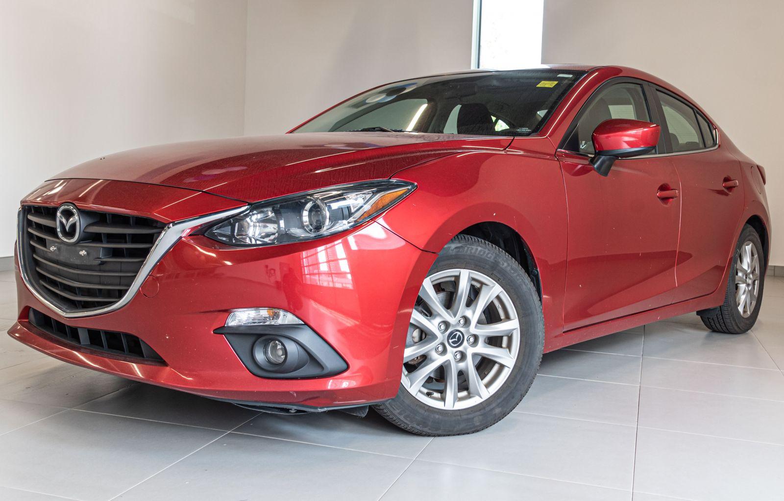 2015 Mazda Mazda3 Image