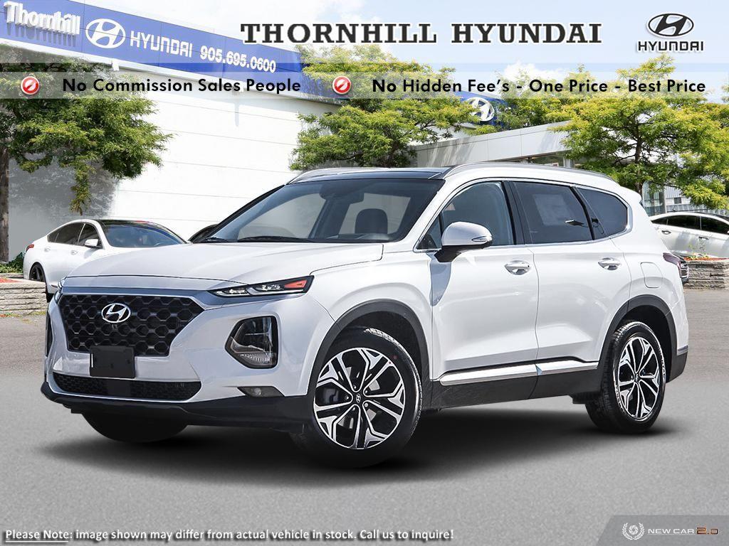 2019 Hyundai Santa Fe Image