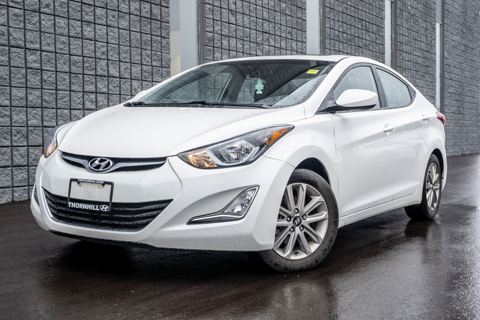 2014 Hyundai Elantra GLS