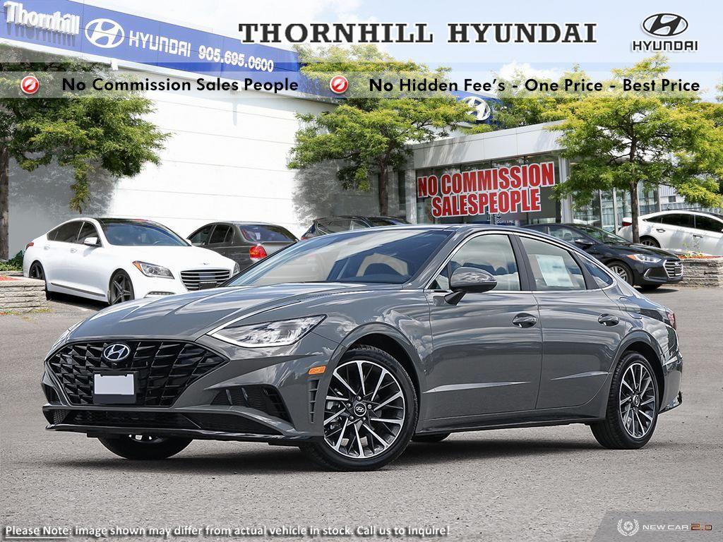 2020 Hyundai Sonata LUXURY FWD