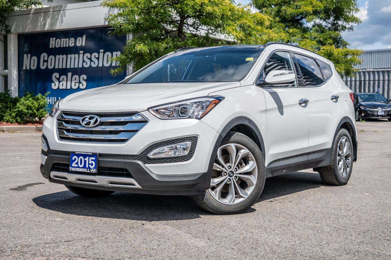 2015 Hyundai Santa Fe Sport Image