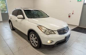 2009 INFINITI EX35- AS-TRADED SPECIAL