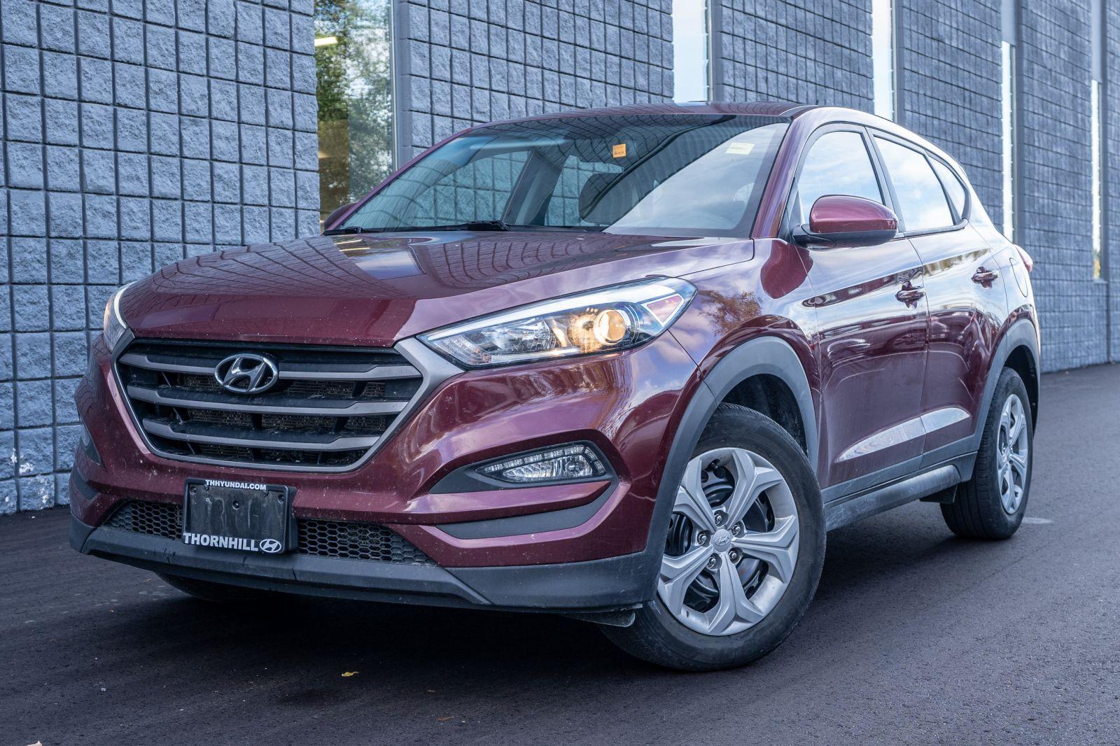 2016 Hyundai Tucson Image