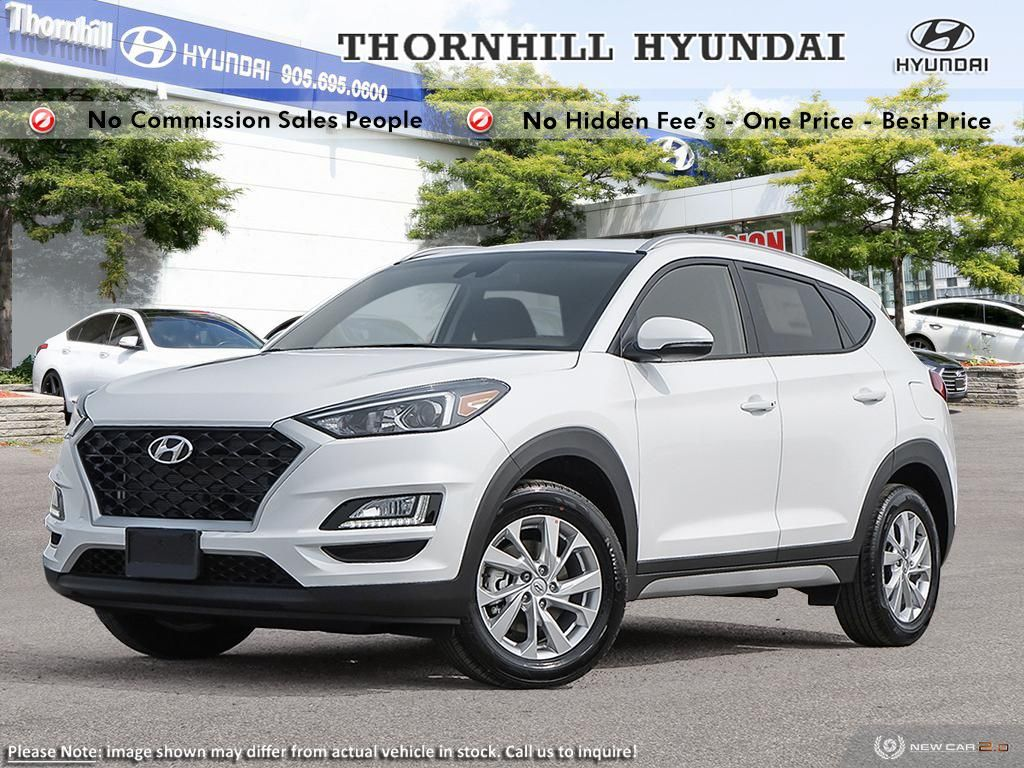 2021 Hyundai Tucson PREFERRED FWD