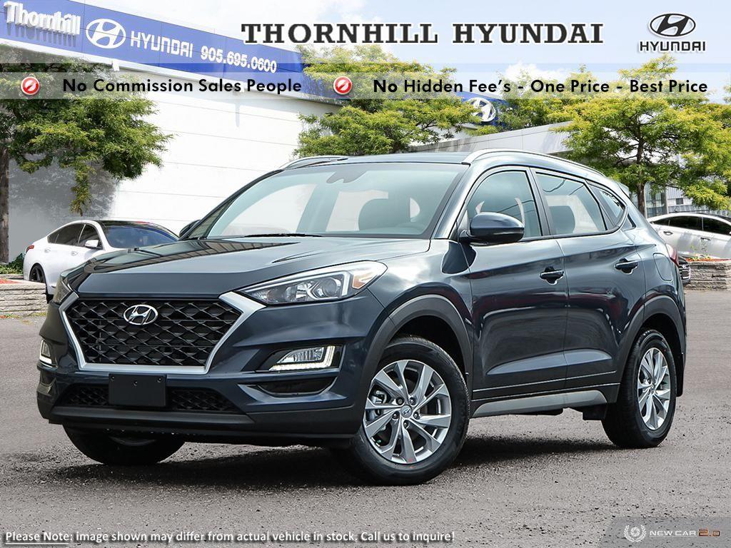 2021 Hyundai Tucson PREFERRED FWD