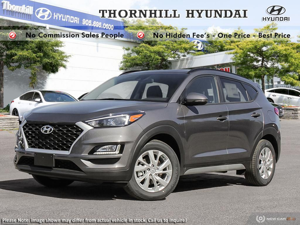 2021 Hyundai Tucson Preferred S/L AWD