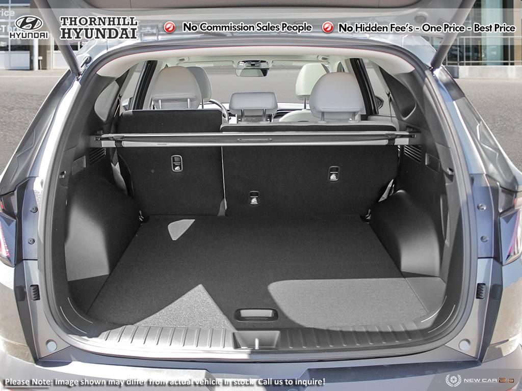 2022 Hyundai Tucson Hybrid