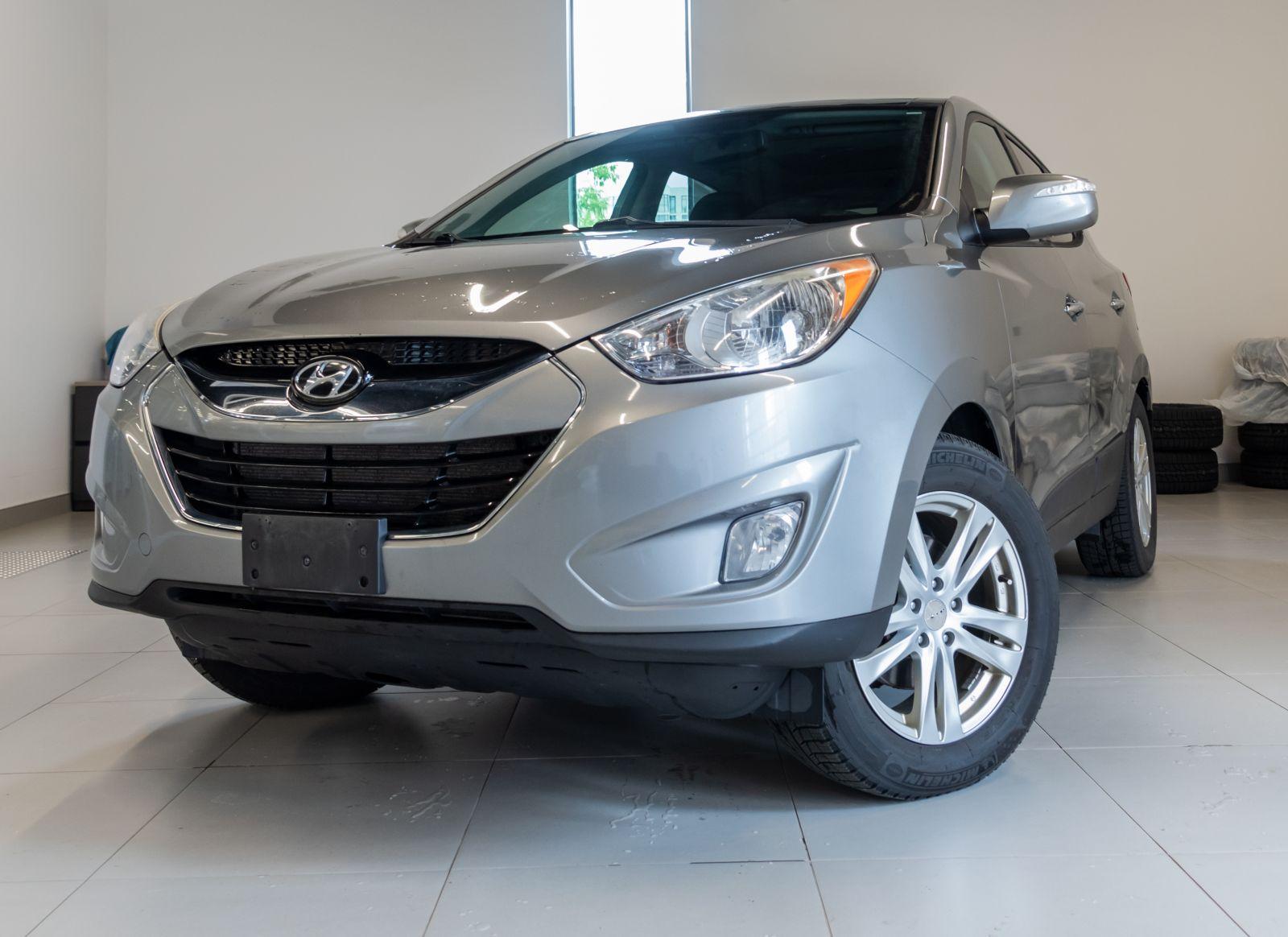 2011 Hyundai Tucson Image